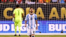 Lionel Messi quits international football