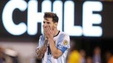 شکست سے دلبرداشتہ میسی فٹبال کو خیرباد کہہ گئے