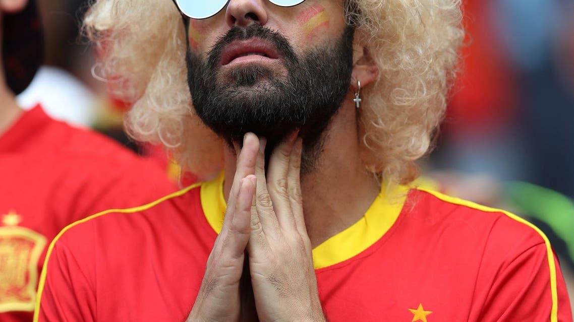 Fans at Euro 2016