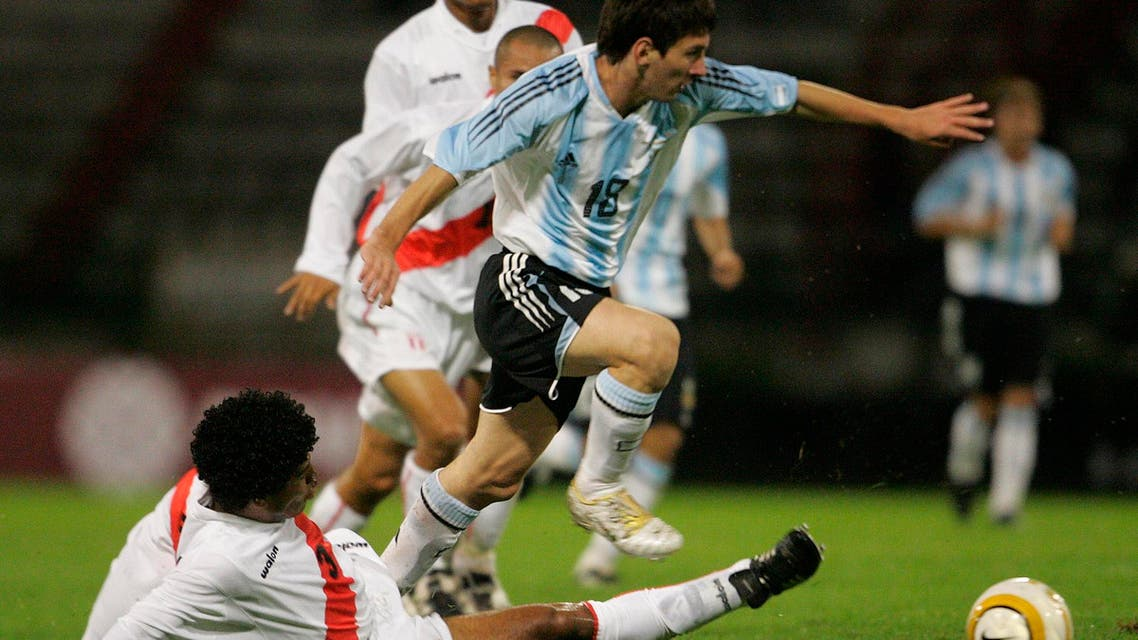 Messi's greatest moments