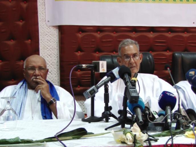 المعارضة الموريتانية تنفي الموافقة على الحوار الوطني
