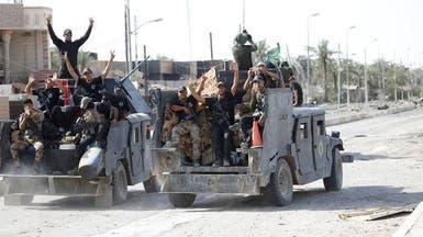 الفلوجة.. هروب 400 عنصر من داعش إلى صحراء كربلاء