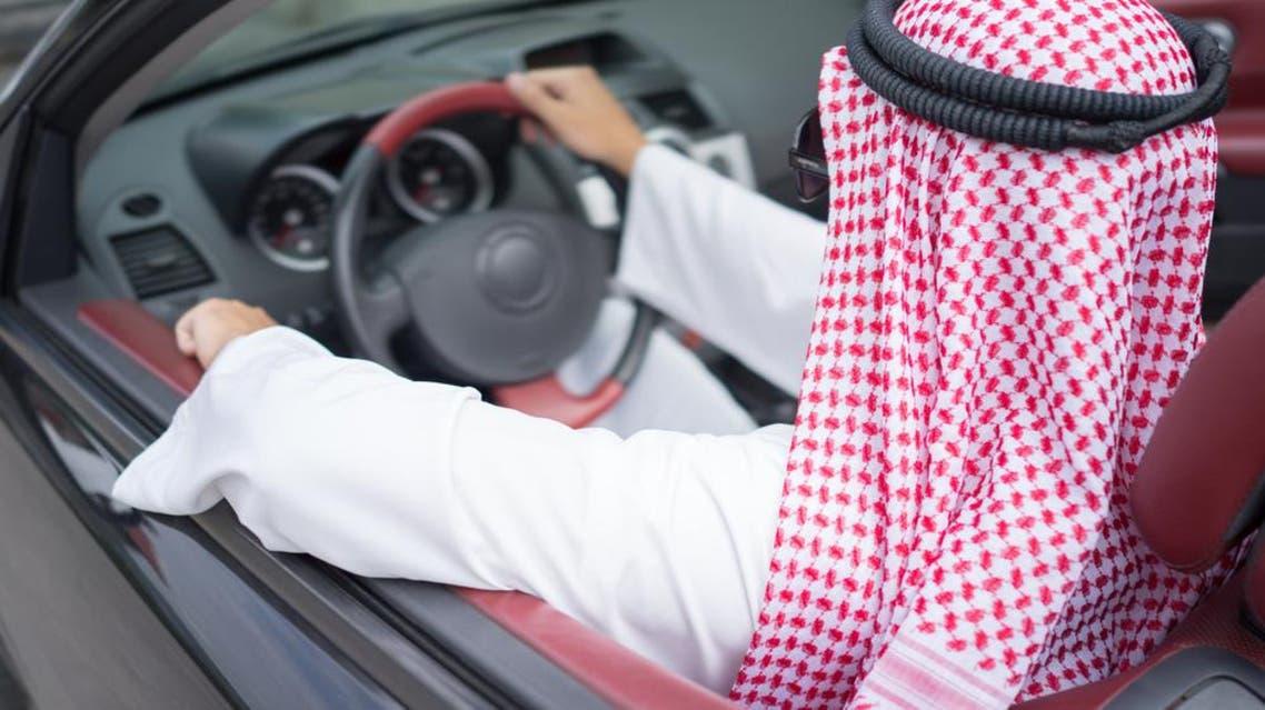 saudi shutterstock car