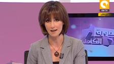 British-Lebanese TV host deported from Egypt to Beirut