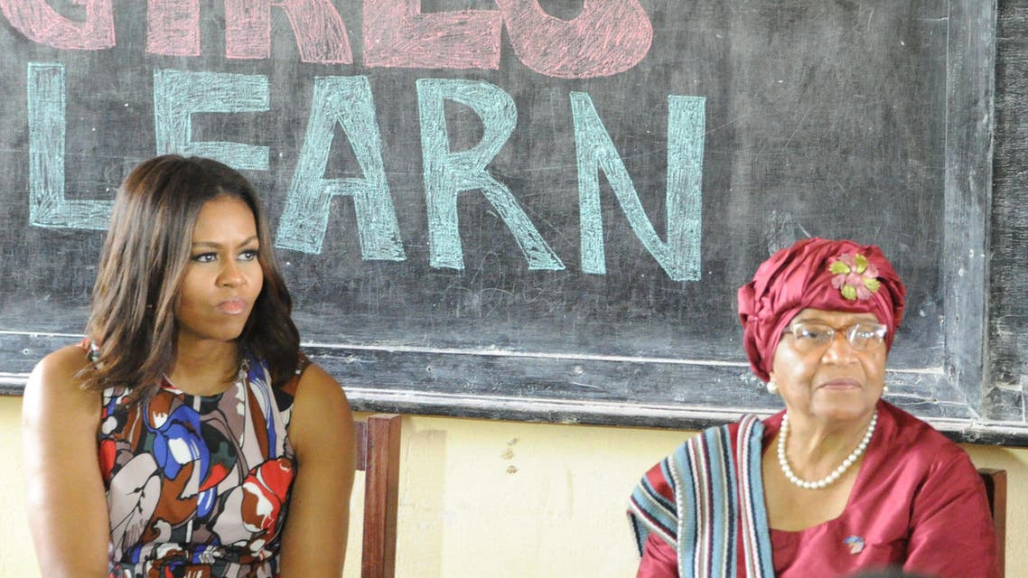 Michelle Obama and daughters in Africa to push girls' education (AFP)