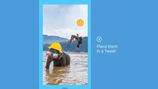 """""""تويتر"""" تتيح إضافة الملصقات للصور على أندرويد وios"""