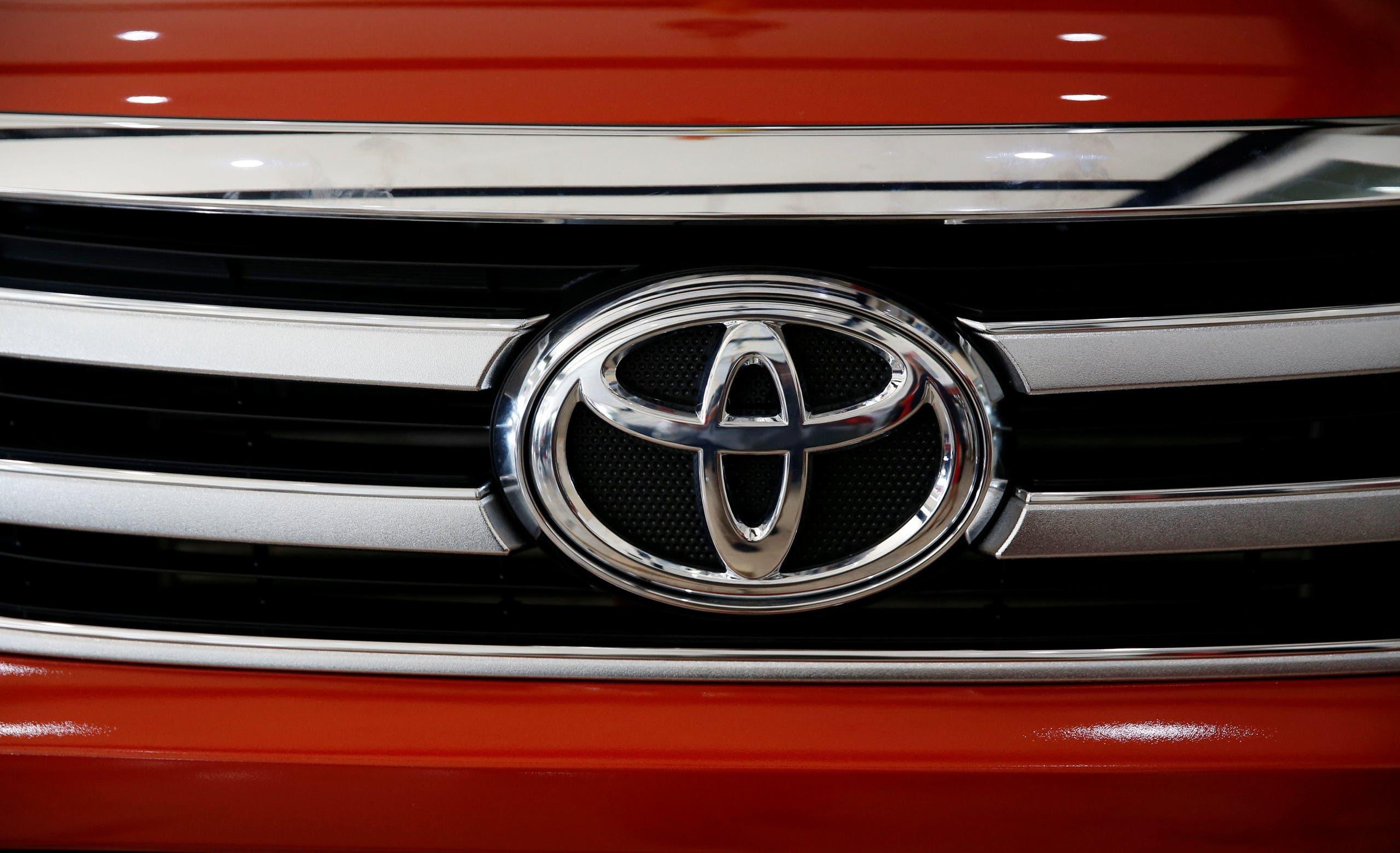 Toyota (File photo: Reuters)