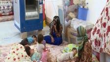 ارتفاع وتيرة الحرب بالموصل دفع أهلها للنزوح نحو سوريا