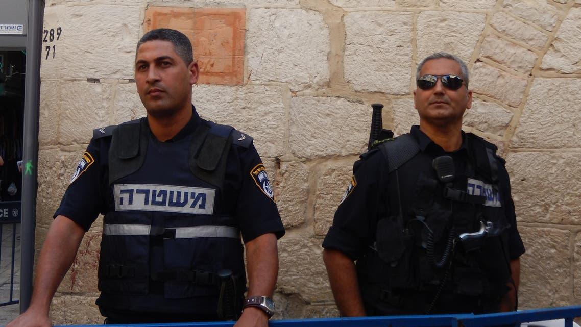 شرطة إسرائيل getty images israeli police