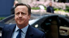 Cameron says Britain will not turn back on EU