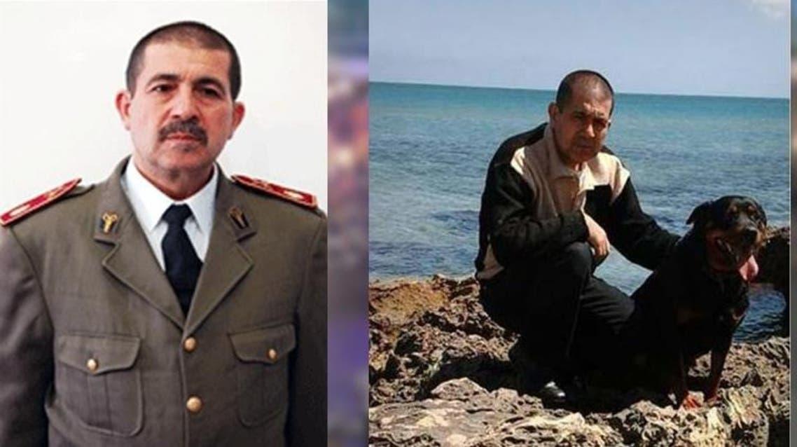 الضابط التونسي ي فتحي بيوض