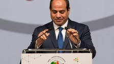 Egypt president calls for reforms to counter extremists