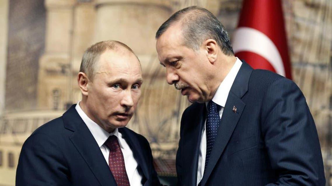 اردوغان أردوغان بوتين بوتن