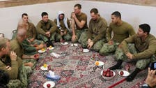US sailors detained by Iran spoke 'too much' under interrogation