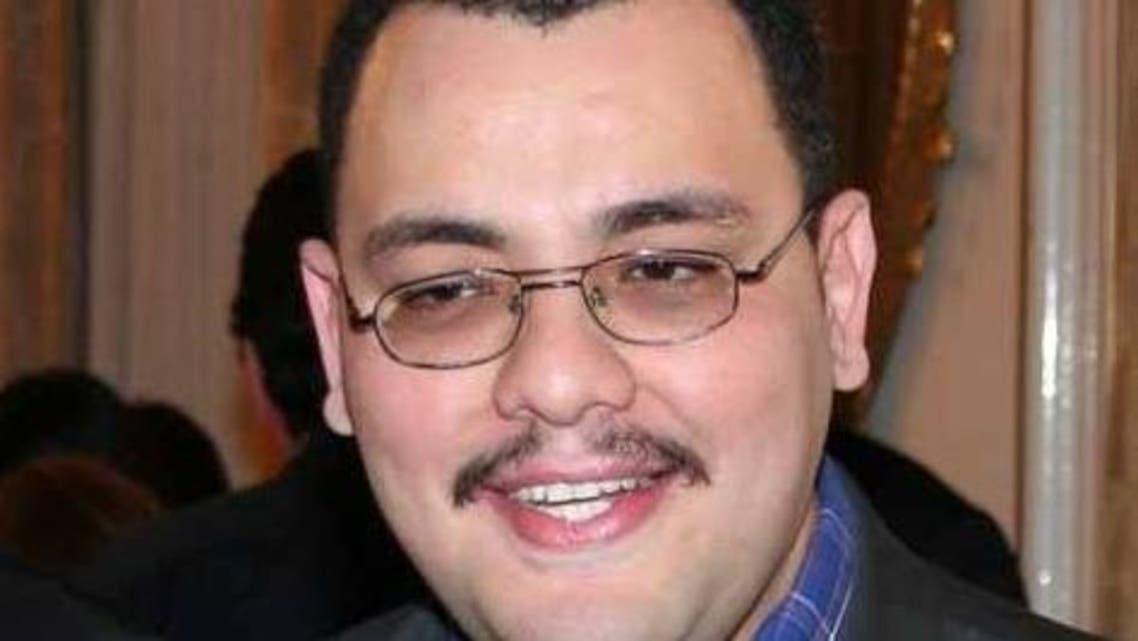 الصحافي محمد تاملت