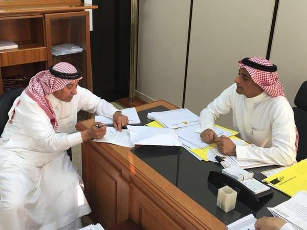 أحمد مسعود يستلم رئاسة اتحاد جدة رسمياًَ
