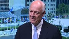 UN envoy to Syria: 'I found a solution for Assad knot'