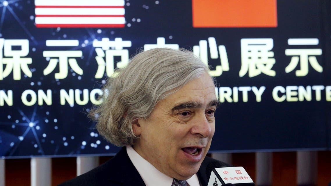وزير الطاقة الأميركي إرنست مونيز