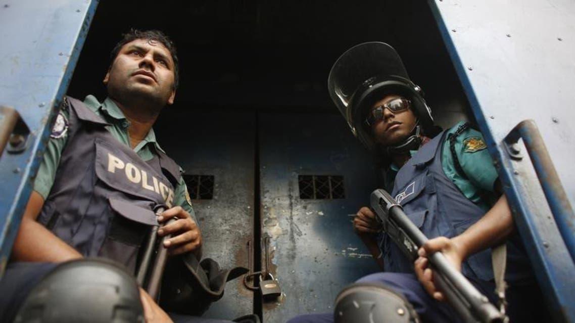 Police Bangladesh (reuters)