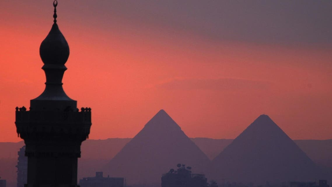 According to article 98 of Egypt's penal code, deriding religions is punishable by imprisonment. (File photo: Reuters)