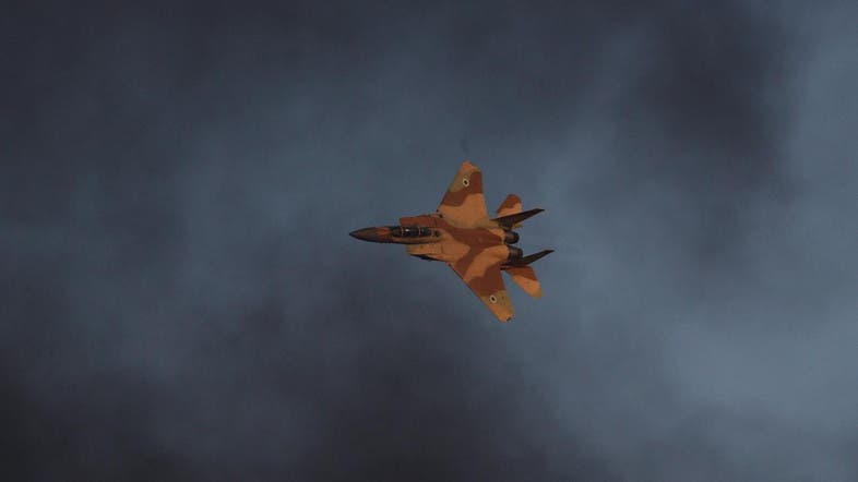 Israeli jets launch strikes on at least three locations in Gaza Strip