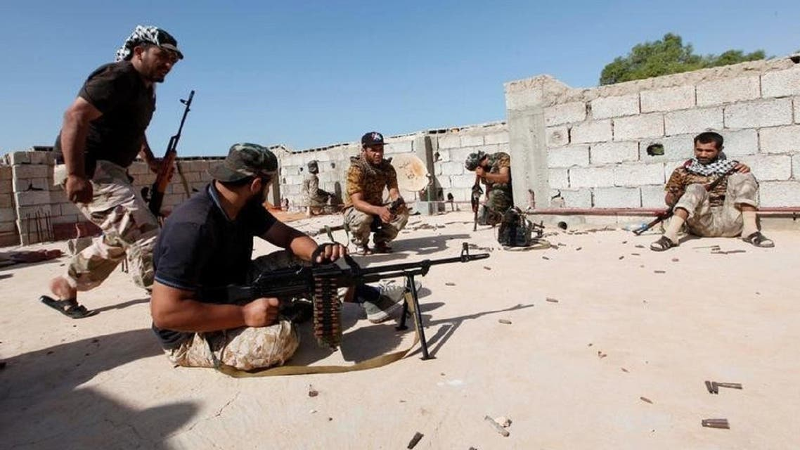 Three killed as Libya forces close on central Sirte against ISIS