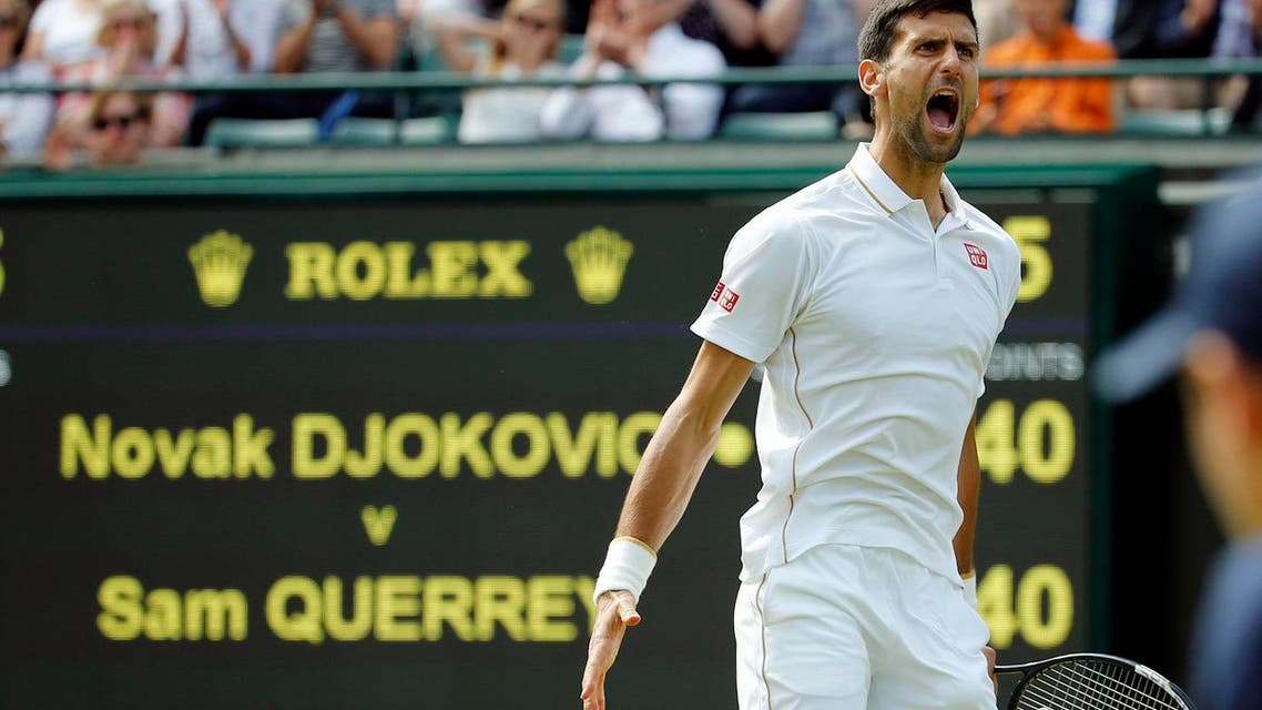 Defending champion Djokovic knocked out by Querrey at Wimbledon