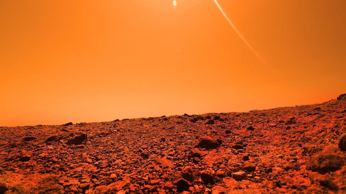 Scientists research (vegetable) life on Mars
