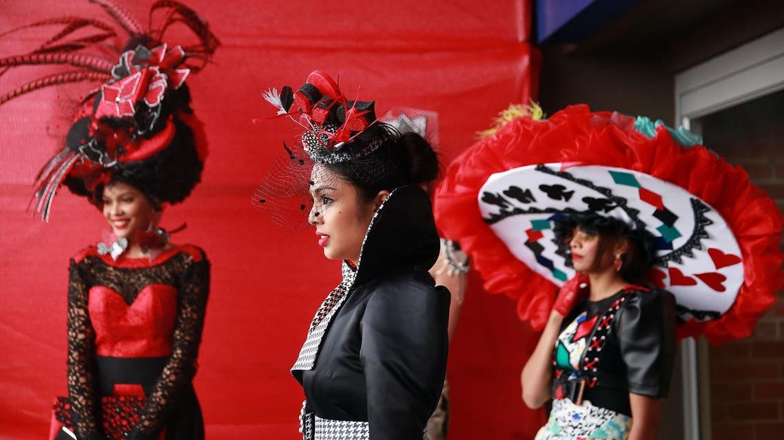 A day at the Durban July horseraces