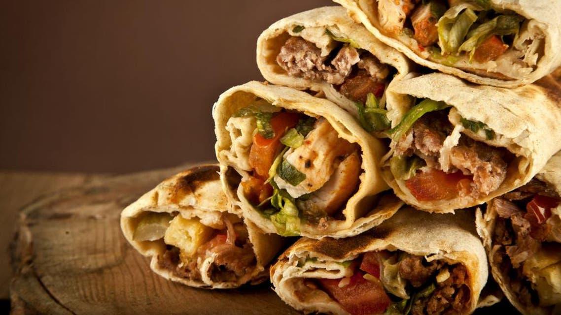 shutterstock shawarma