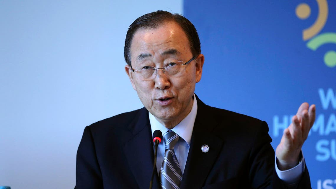 UN chief Ban Ki-moon: World must fight extremism with social media (AP)