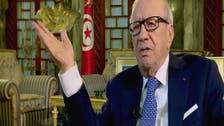 الرئيس التونسي يدعو للاستثمار بالديمقراطية والاستقرار