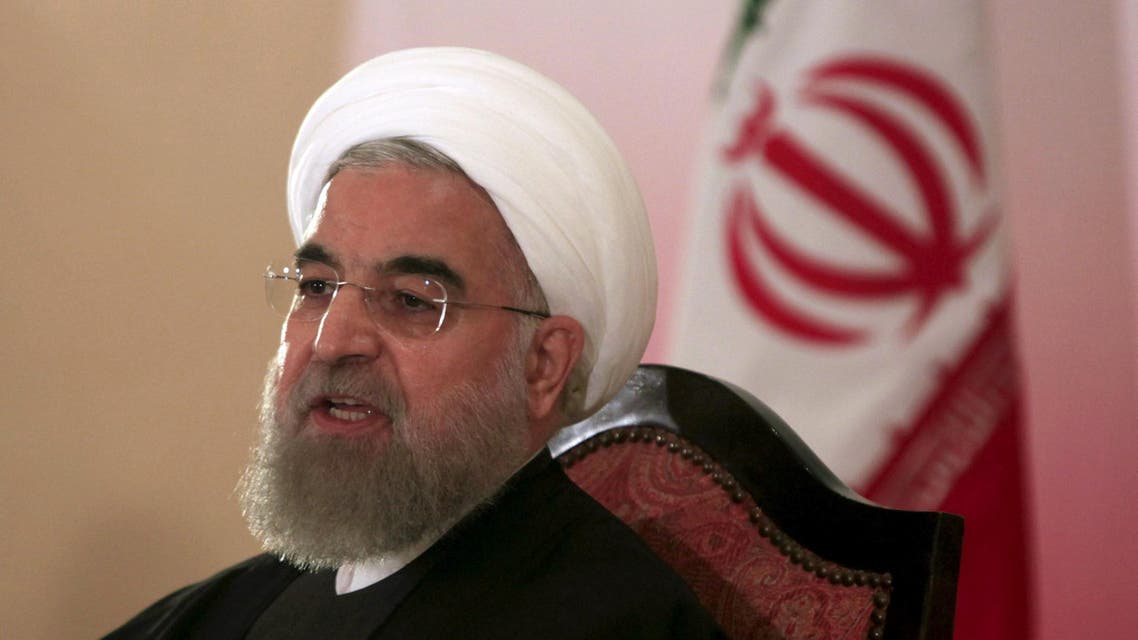 Iran's President Hassan Rouhani speaks during a news conference in Islamabad, Pakistan, March 26, 2016. (File photo: Reuters)