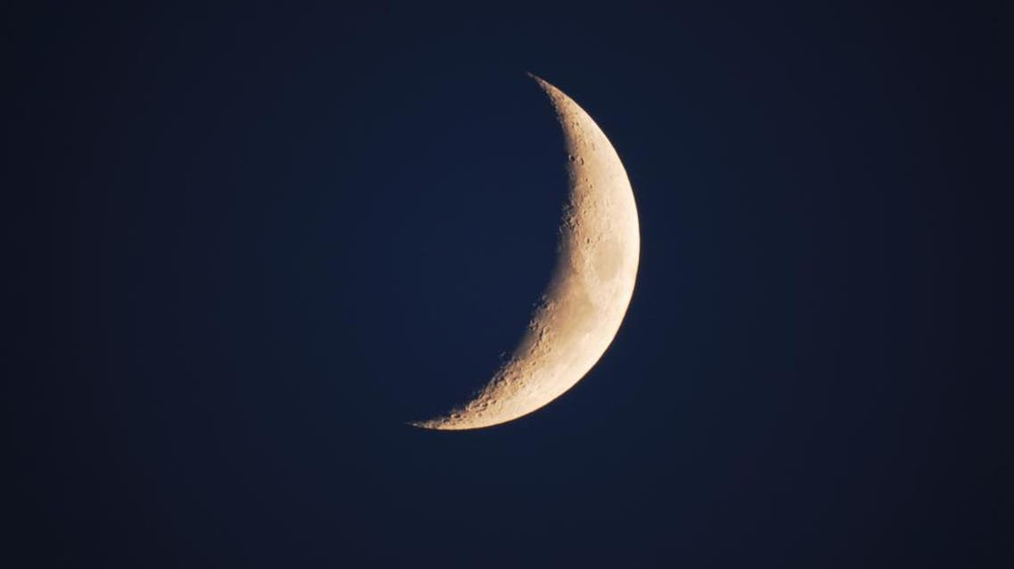 Eid al-Fitr starts when the new moon is spotted in the sky, making the Eid holiday different around the world. (Shutterstock)