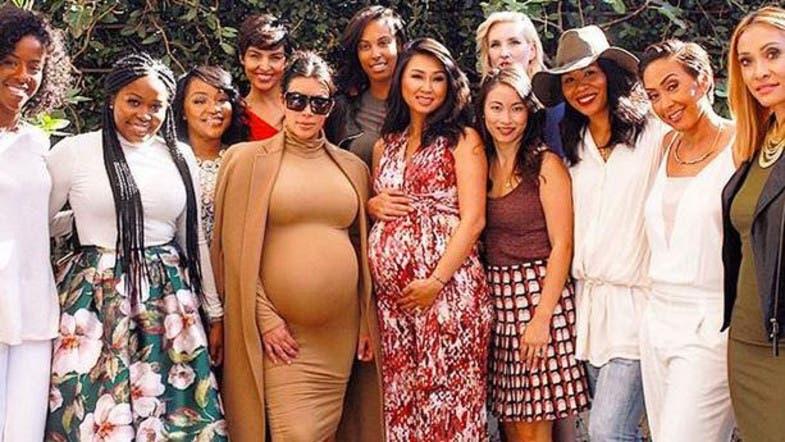 Is The Kim Kardashian Effect Making Moms Buy Kids Designer