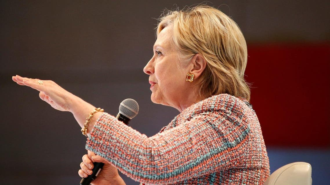 US Democratic Presidential Candidate Hillary Clinton speaks at a town hall discussion with digital content creators in Los Angeles, California, U.S. June 28, 2016 (Photo: Reuters)