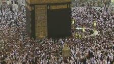 مکہ: سہولت کے لیے فی گھنٹہ 30 ہزار زائرین کے طواف کا فیصلہ