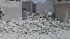 القلمون.. المعارضة تنسحب من جيرود مقابل وقف غارات الأسد