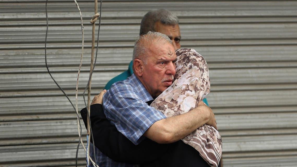 Aftermath of ISIS blast in Baghdad