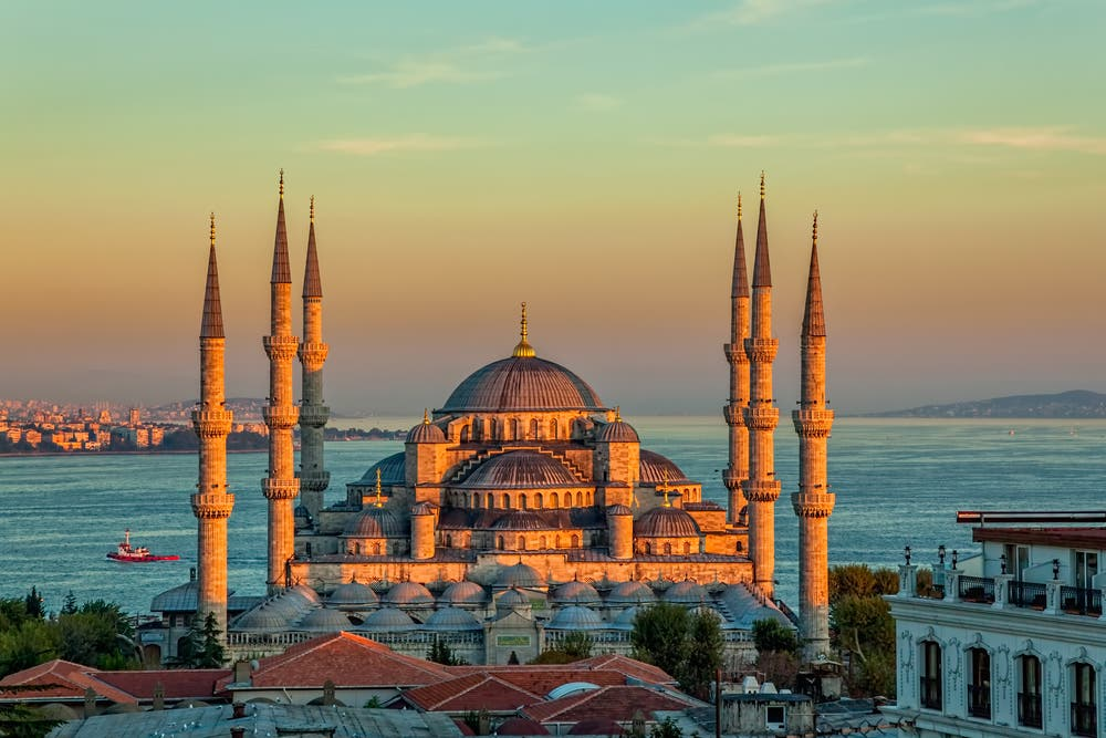 Nearly a week after the deadly airport bombings, it is eerily quiet in Istanbul. (Shutterstock)