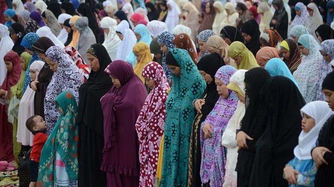 Eid Praying