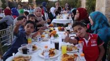 إفطار للاجئين الأيتام في الأردن بدعم من مجموعة MBC