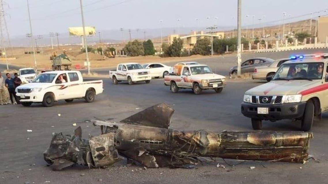 القوات السعودية تقصف مواقع ميليشيات الحوثي قبالة جازان