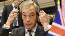 Pro-Brexit MEP Nigel Farage quits as UKIP leader