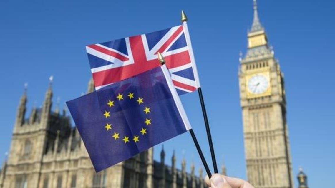 بريطانيا - الإتحاد الأوروبي