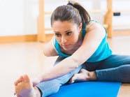 ممارسة تمرينات الإطالة قد تخفف من أعراض الاكتئاب