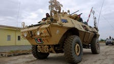 US ditched plan to give Afghan forces more armored vehicles
