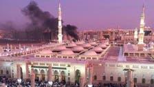 """""""مسجد نبوی کے قریب دھماکے کا تصور بھی ممکن نہیں"""""""