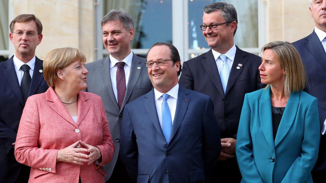قمة الاتحاد الأوروبي و دول البالقان