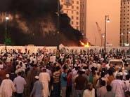 السعودية: استشهاد 4 رجال أمن في تفجير قرب الحرم النبوي